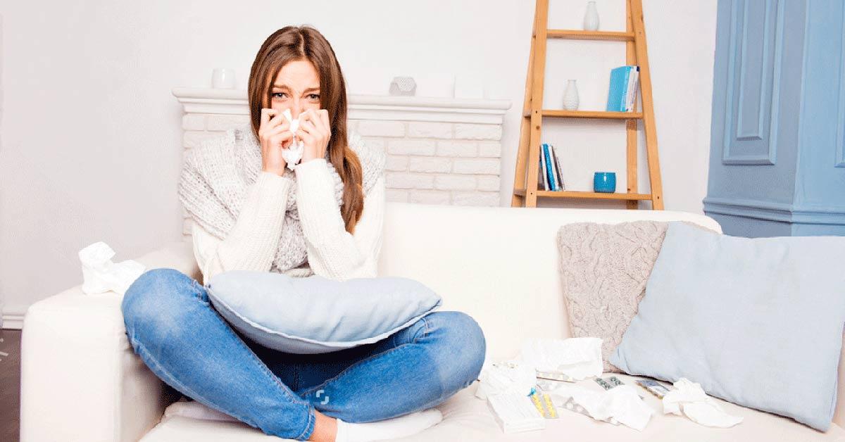 換季過敏讓妳無法好好上妝,想要好膚況必收這五招居家抗敏術
