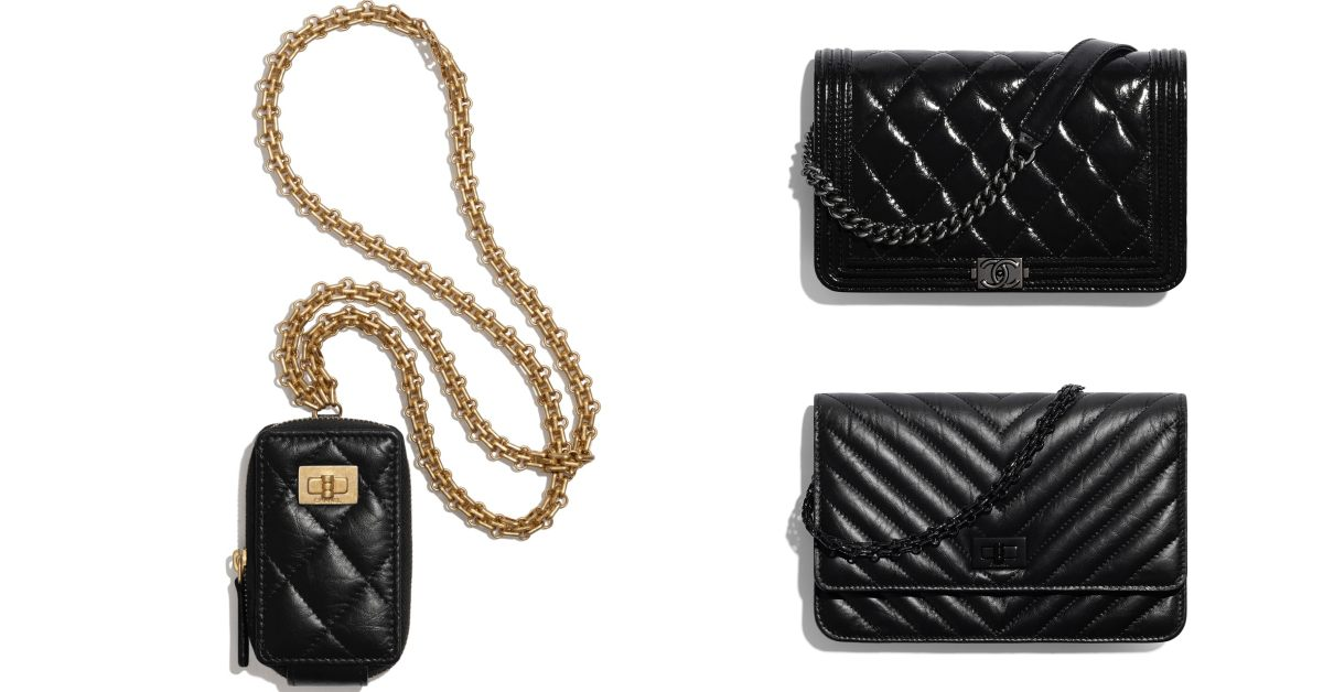 Chanel包縮小一樣酷!2.55、Boy到秒殺19包,10款「縮小」經典包價格至少砍1/2!