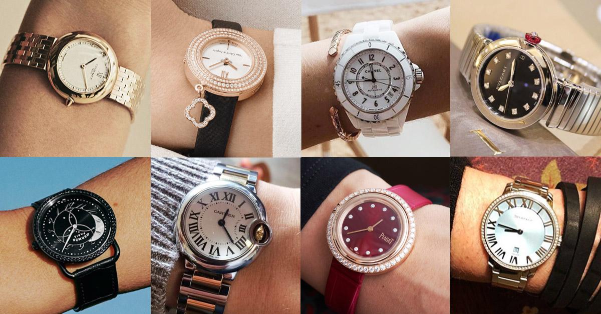 30歲以上最值得投資的「16款」名錶推薦!錶不用多,買一隻過一生就足夠