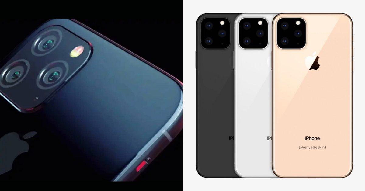 Apple將推出首款三鏡頭手機!iPhone 11號稱拍照最強,女孩9月開搶?