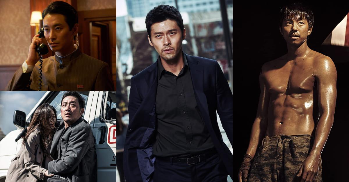 玄彬當過北韓特務? 盤點電影裡8位朝鮮高顏值男神,孔劉帥到跟角色不搭吧!