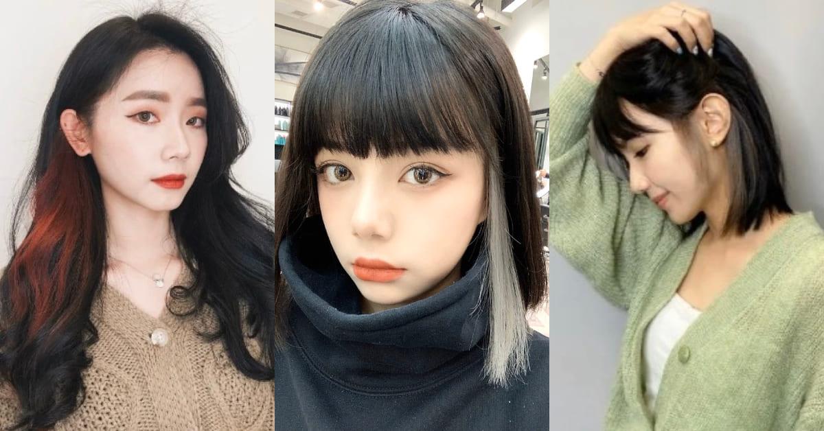 2020初夏染髮趨勢「耳圈染」!溫柔小姐姐撩男小心機,撩髮瞬間仙氣爆棚