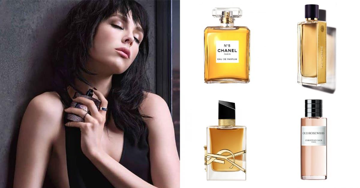 30+女人香水推薦這10款!Dior、Chanel 、Guerlain...這款香水明年100週年啦!