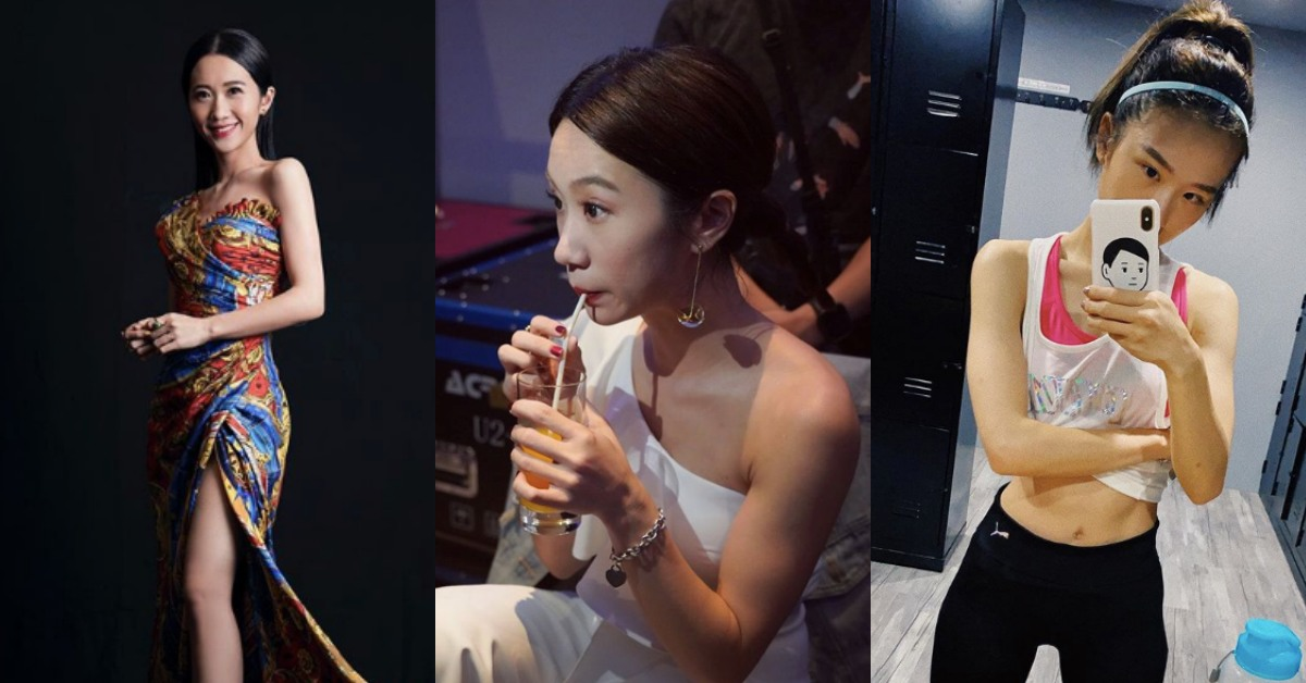 Lulu「金曲30」大秀美腿!擺脫蜜大腿瘦腿術,運動+飲食大公開