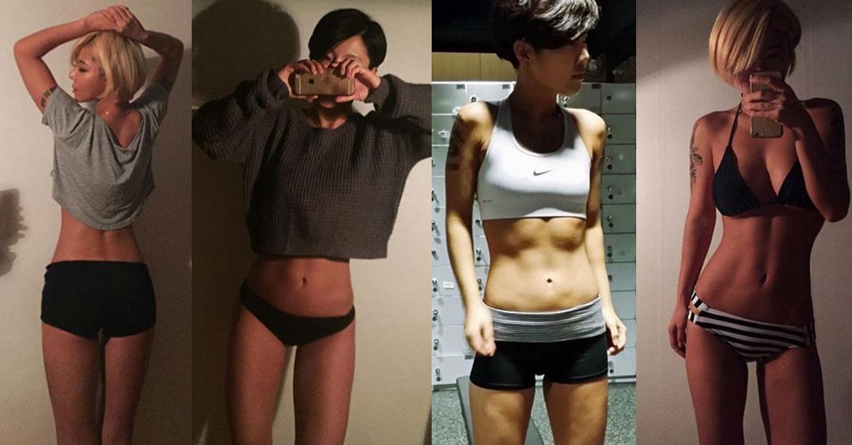 遇到減肥停滯期不、能、輸!韓國IG瘦身女王 Miss Kim「777微重訓」讓妳持續燃燒脂肪