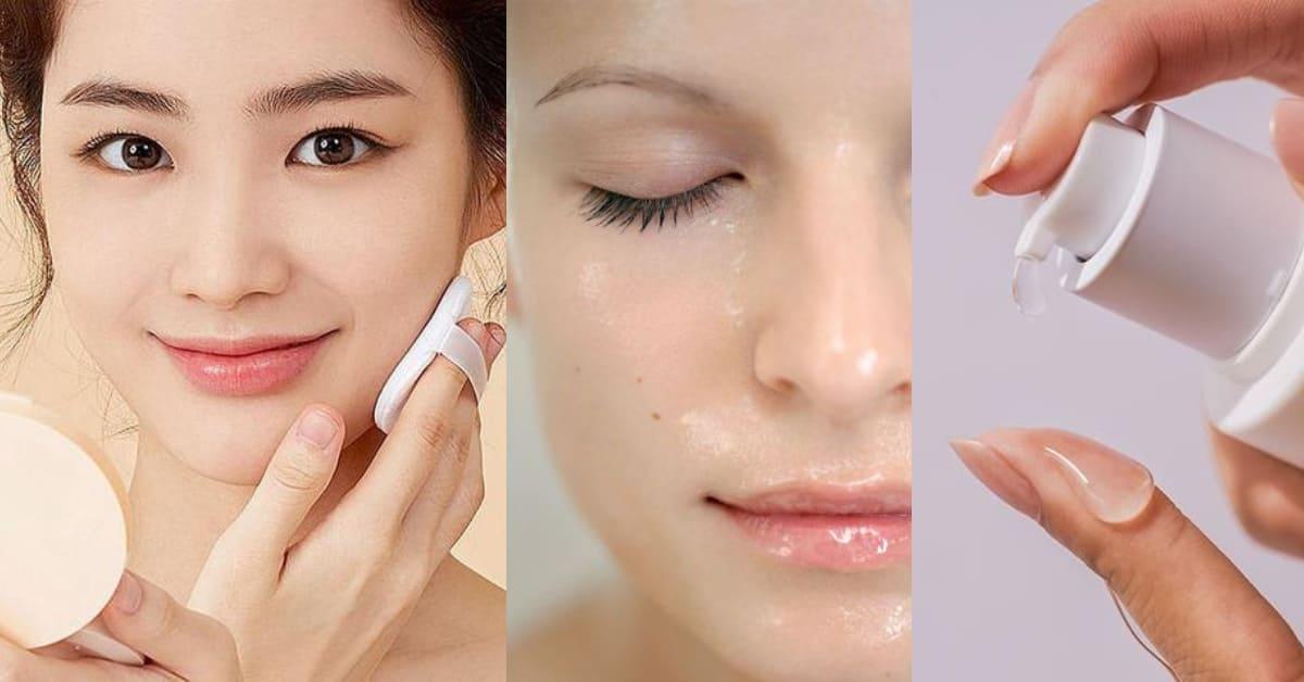 秋冬補妝又乾又有粉痕?化妝包必備A+B精華液,用這方法補妝保證光滑無暇