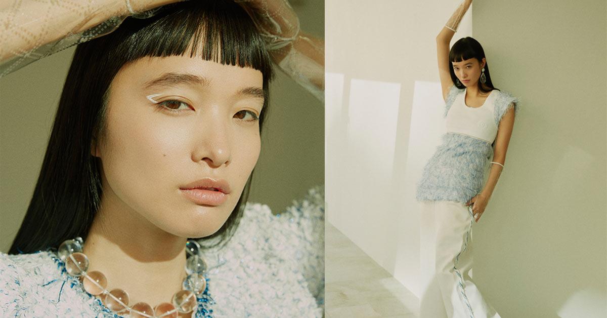 【封面人物】日本超模Yuka:每件事都沒有學到百分之百完美,我還在追尋完整一件事情的旅程上。