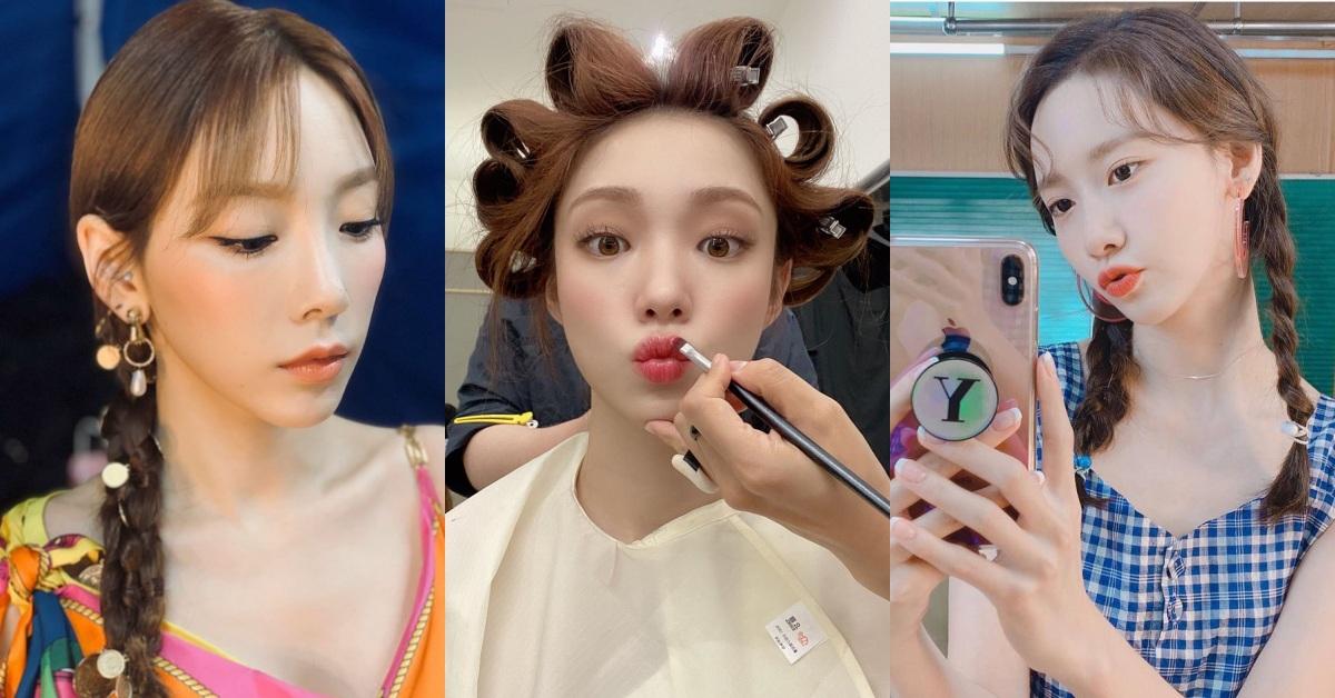 2020韓妞妝容技巧大公開!一字眉別再畫,掌握這4大彩妝重點,你也能變身為韓國歐膩