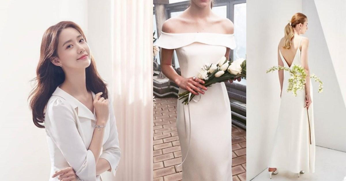 潤娥、秀智都搶著穿?不想花大錢租婚紗,那就選輕婚紗品牌Bride And You