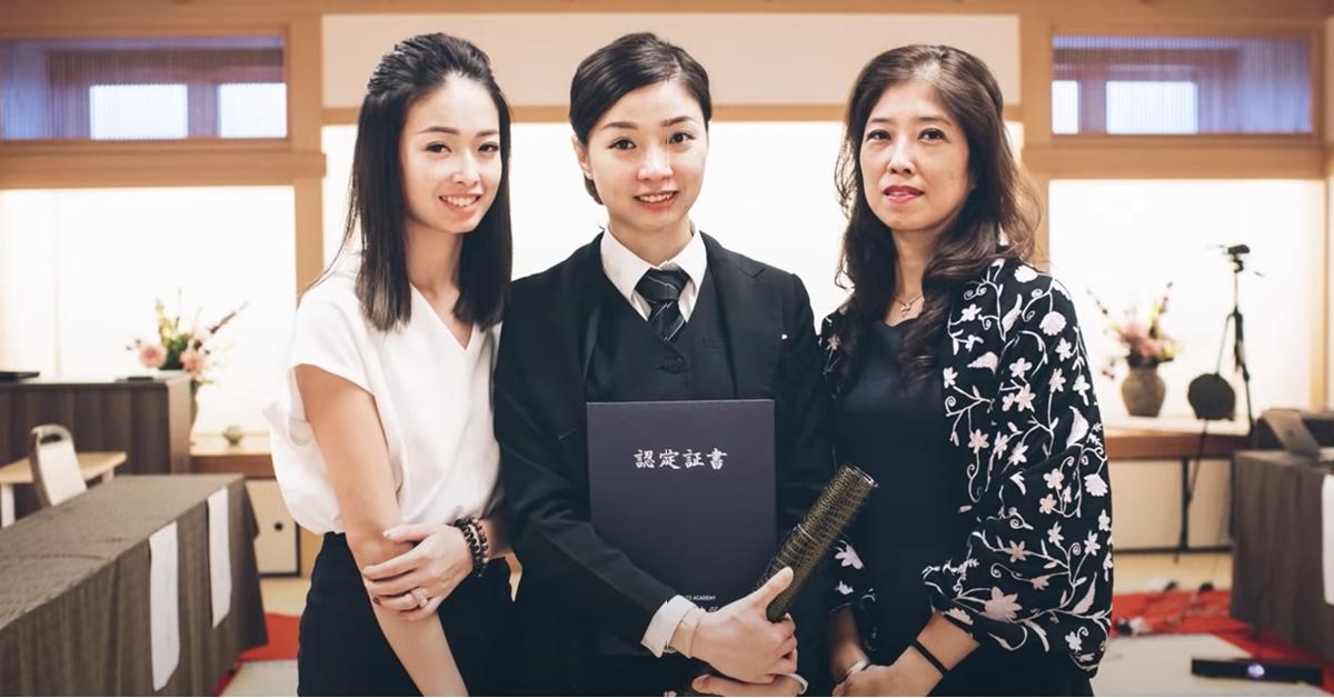 台灣首位日本認證禮儀師!美女送行者親手納棺媽媽,才學會面對死亡!