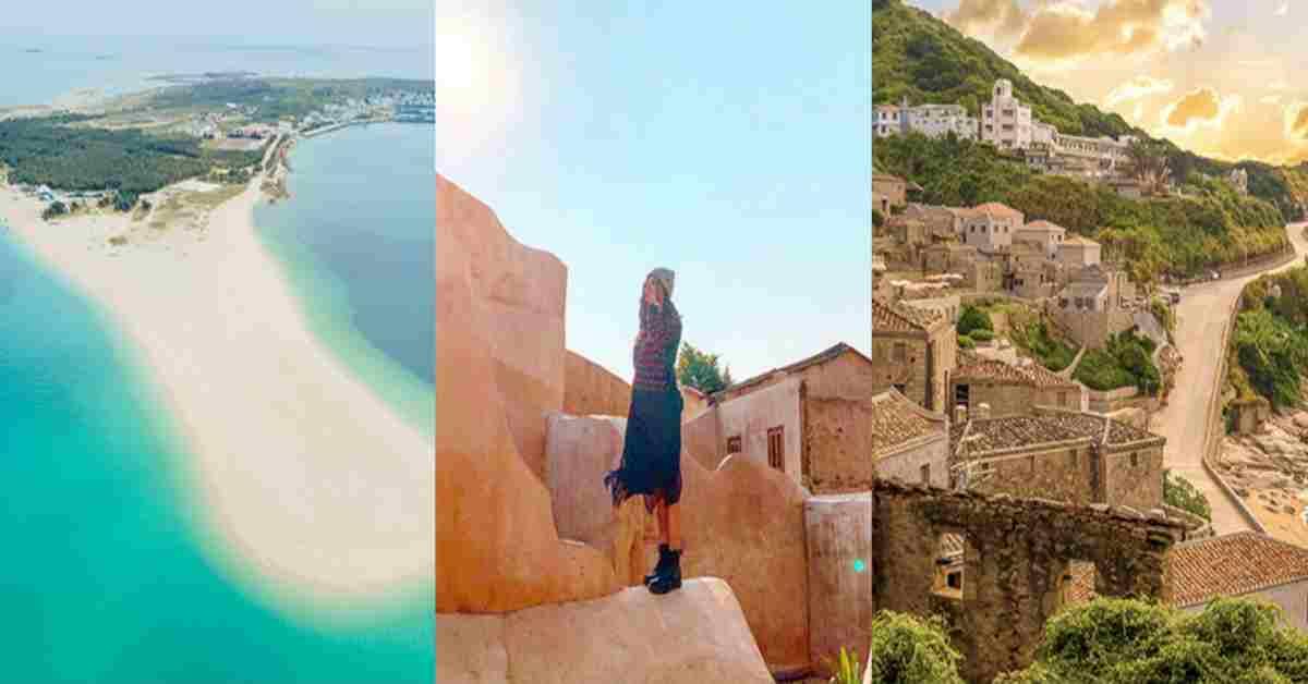 全球首艘復航郵輪就在台灣!今年暑假跟著「探索夢號」探索澎湖、馬祖及金門熱門景點