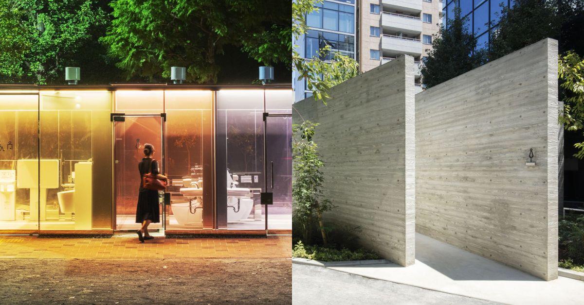 東京涉谷公廁美得不像話!「全透明」廁所、堪比飯店的如廁空間,網說:「以為來到咖啡廳」