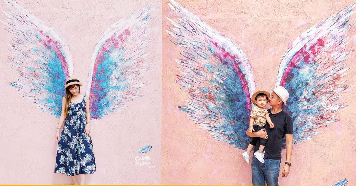 到花蓮朝聖新打卡點「天使之翼」!還有這5個景點必去