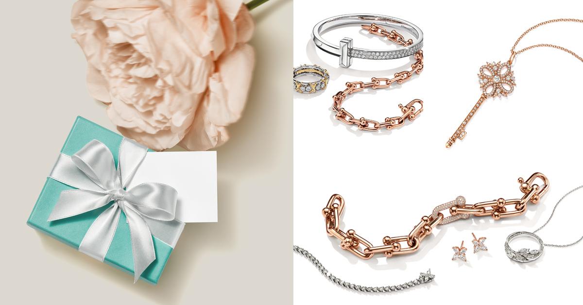 Tiffany珠寶母親節推薦這6款 !HardWear、Bone Cuff..從日常配戴珠寶傳達對媽媽的愛
