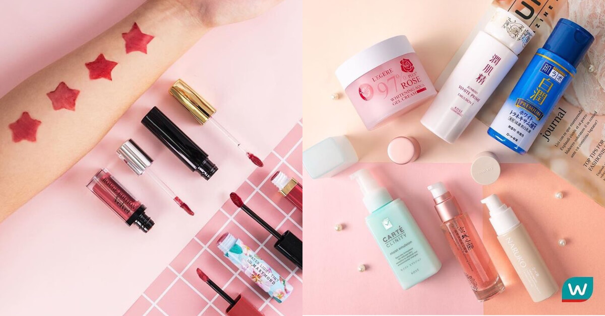 【2018大小事】屈臣氏年度排行Top 10!網友最愛的彩妝、保養品是「這些」
