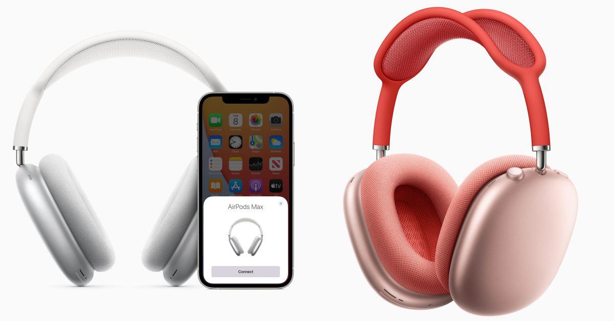 Apple首款全罩式耳機AirPods Max登場!價錢、開賣日、規格,5款超美顏色一次公開!