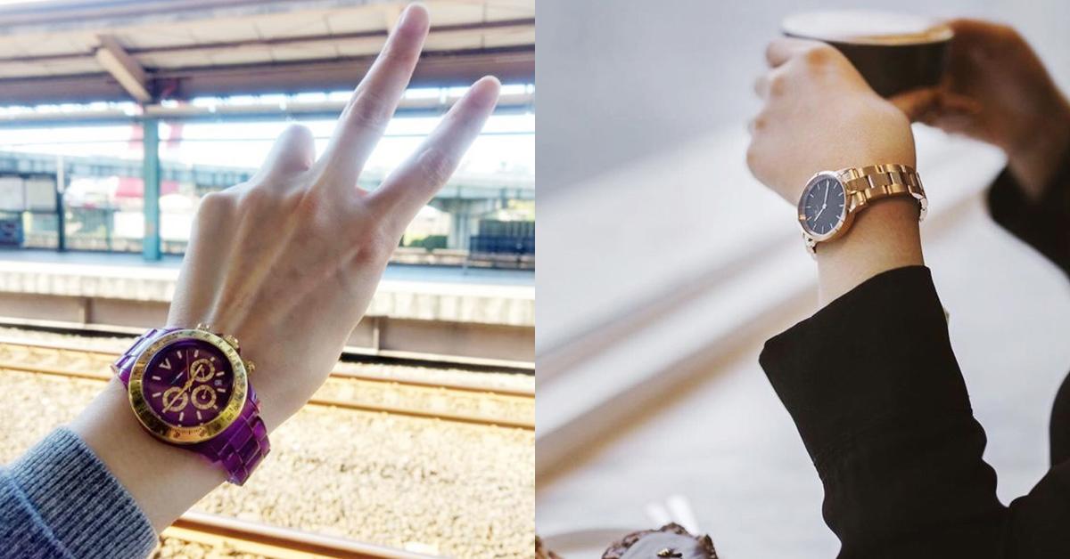 【克編雜記】光陰似箭,人生的每一個階段都有一支「錶」陪伴