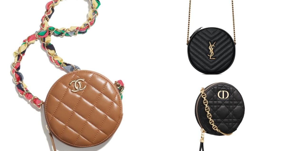 小圓包品牌推薦Top 10!Chanel、Gucci、YSL...,Chloé「Daria」櫃上詢問度超高!
