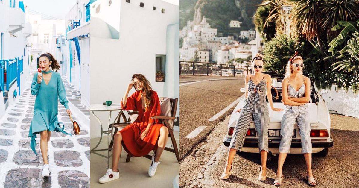 2019夏天最時髦的單品推薦!這「15款」度假風穿出國保證吸眼球