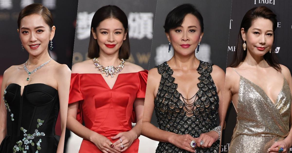 金馬55徐若瑄、劉嘉玲和丁寧,女星都用紅唇稱霸紅毯!鋼鐵V用的這支快搶!