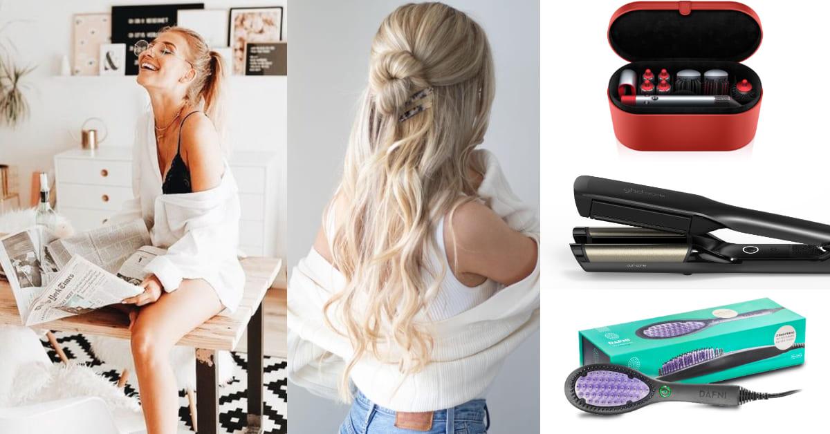 最省錢的居家美髮店!5款姊姊媽媽搶著要的「美容小家電」,有了它一年可省近5000元