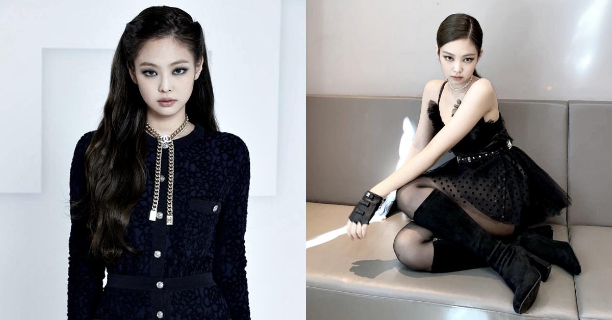 BLACKPINK Jennie 4招示範小黑洋裝「LBD」!紅遍全球94年,連「人間香奈兒」都難抵魅力
