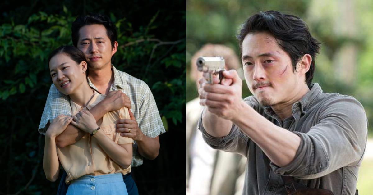奧斯卡首位韓裔演員入圍最佳男主角!史蒂文·連《陰屍路》揚名國際,《夢想之地》爭影帝