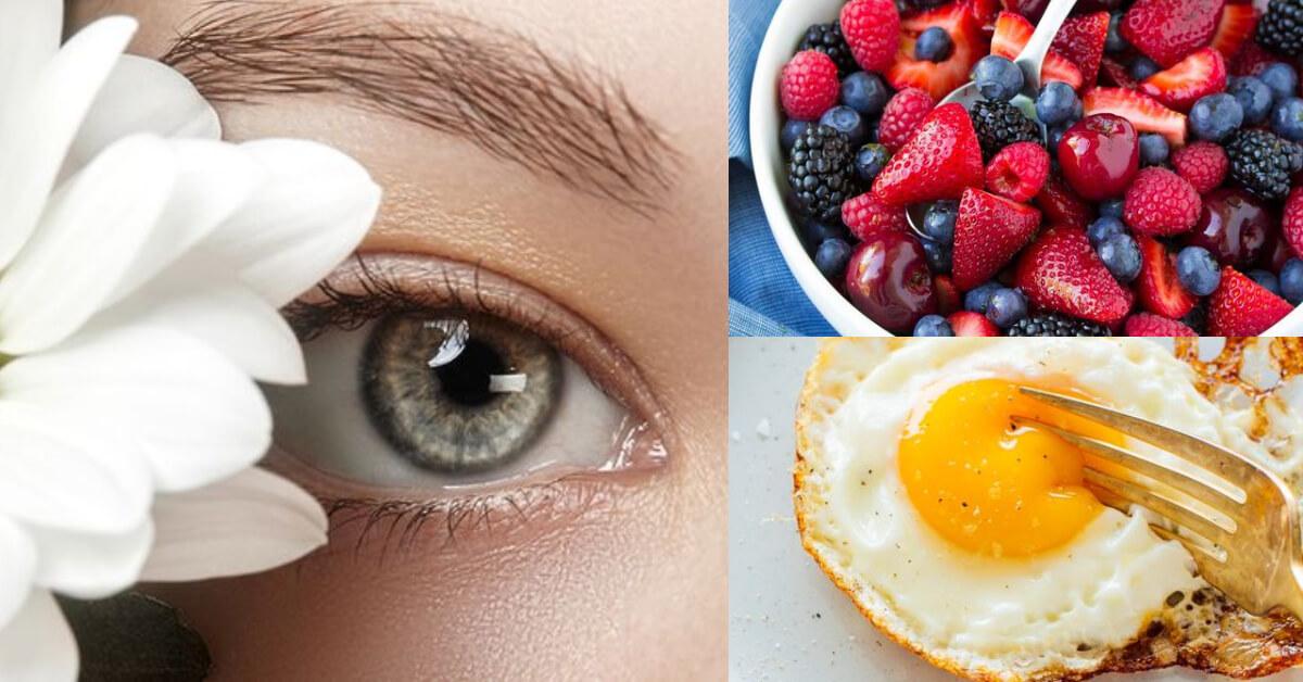 護眼食材有哪些?「一天一顆X」很有用,火龍果高居水果類Top 2,正值盛產季節快去補貨!