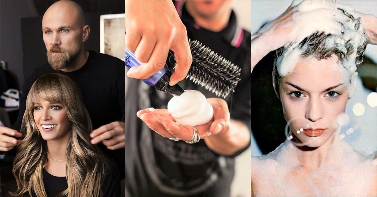 髮膠、定型液噴久了頭髮變得好乾燥!洗髮前記住這幾點小技巧,讓妳養出柔順秀髮