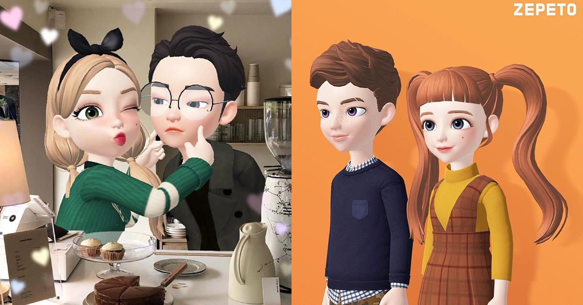 全球都在瘋虛擬人偶ZEPETO!就算沒iPhone也能有自己的角色