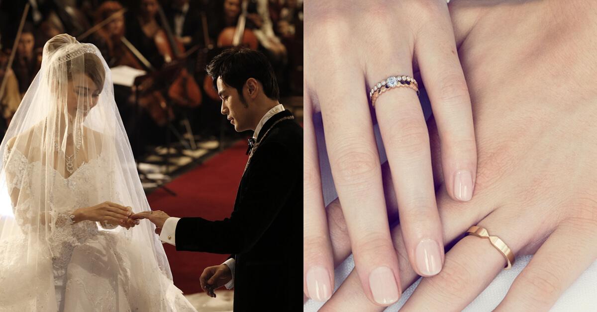 買得起的皇室婚戒!從螢幕上的女星到編輯身邊的好友,為何都選CHAUMET當訂情戒?