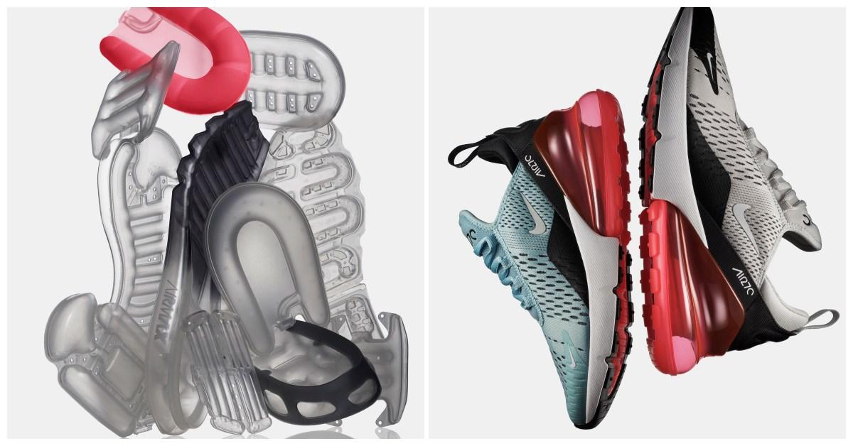編輯直擊!用氣墊讓妳長高!妳今年鞋櫃不可缺少的鞋款,Nike AirMax270 首度登台