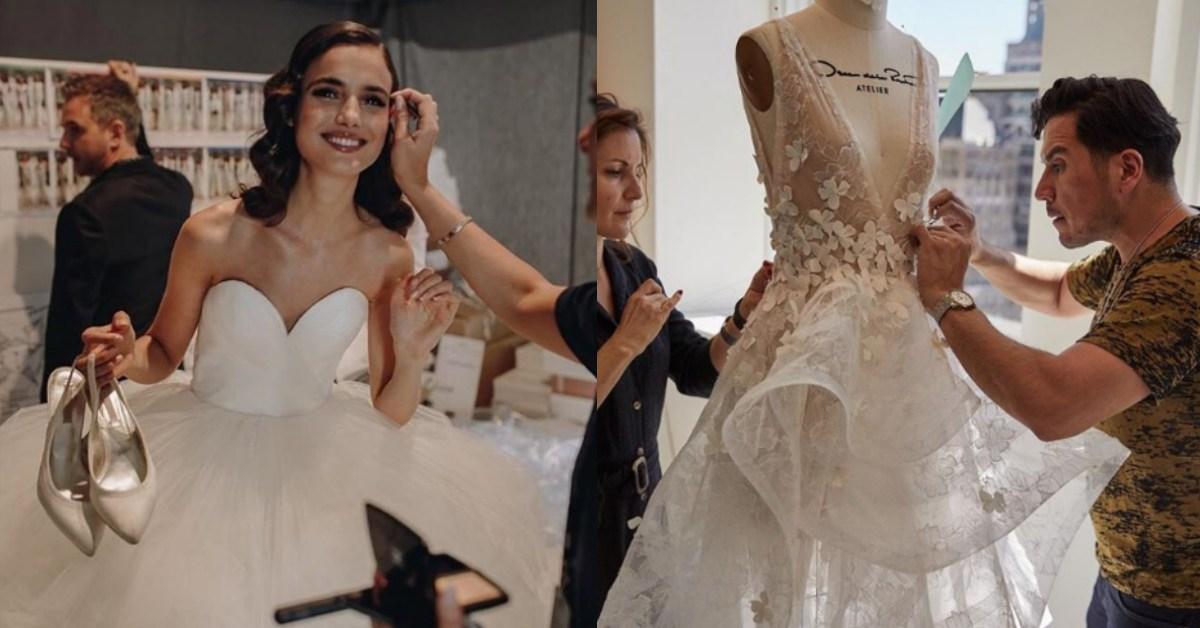 婚禮穿上人生了無遺憾!盤點準新娘們心中最夢幻的8大國際婚紗品牌