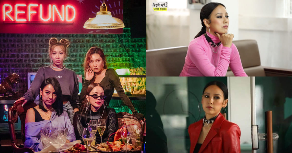 《乘風破浪的姊姊》韓國版!李孝利、嚴正化、Jessi、華莎組成女團,經紀人點名蘇志燮!