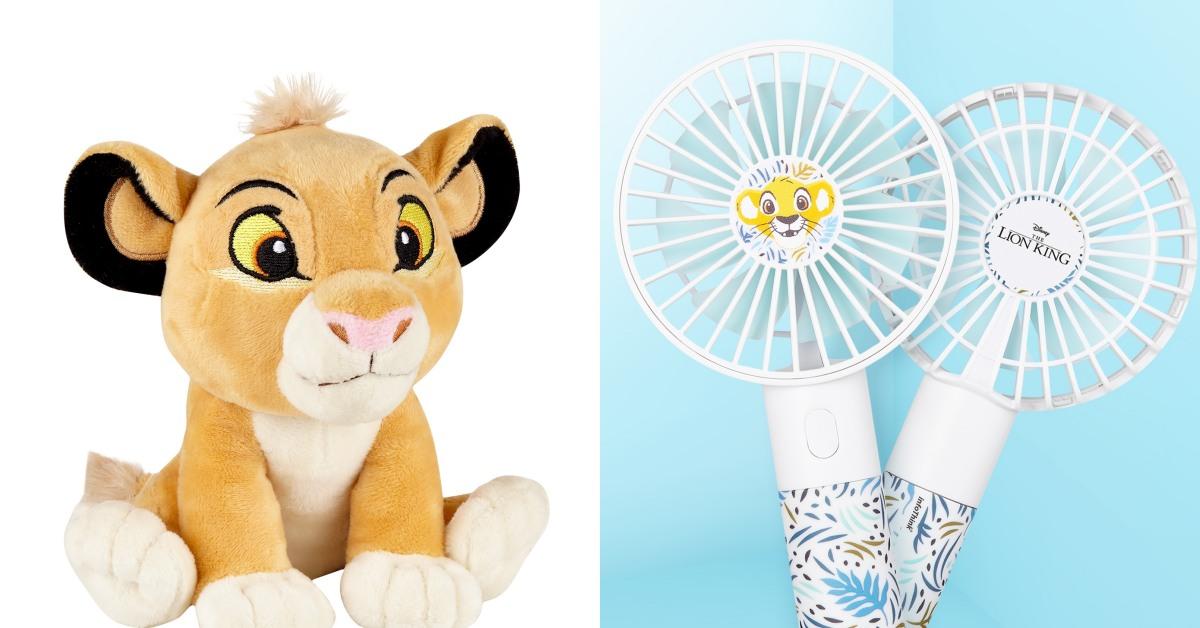 《7-11》把《獅子王》辛巴化身風扇、藍牙喇叭!加碼日本人氣6款「功夫大師」公仔