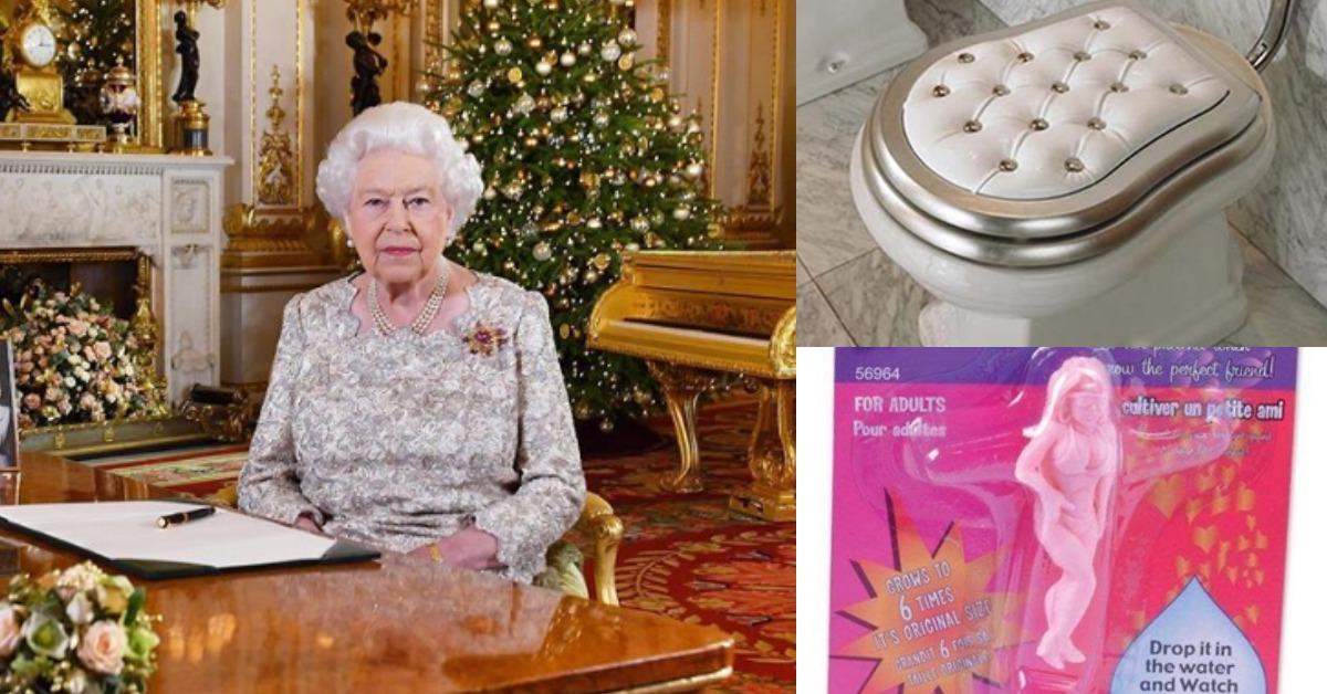 英國皇室搞笑版交換禮物!收到這6樣爆笑禮物你說雷嗎?