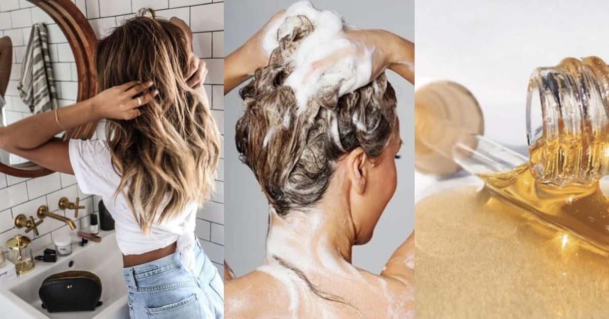 洗髮前先上護髮油還能去角質?網友實測居家超強「髮絲重生術」,效果比髮膜還驚人