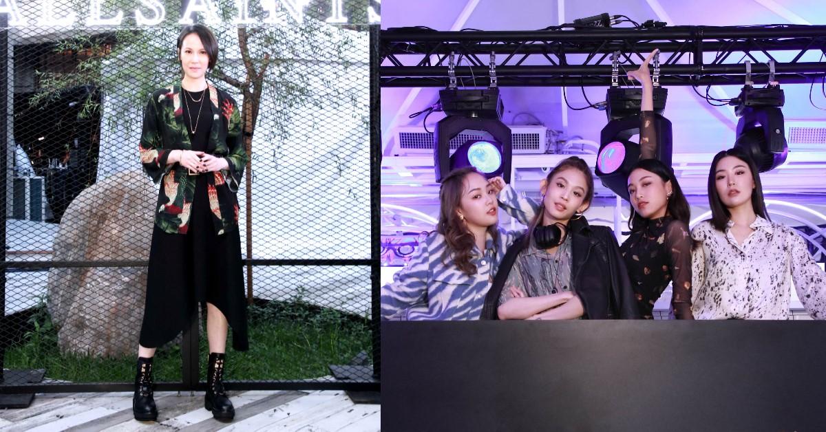AllSaints洋裝推薦Top 6!搖滾女王才對楊乃文酷酷示範,與皮衣同列品牌最經典單品