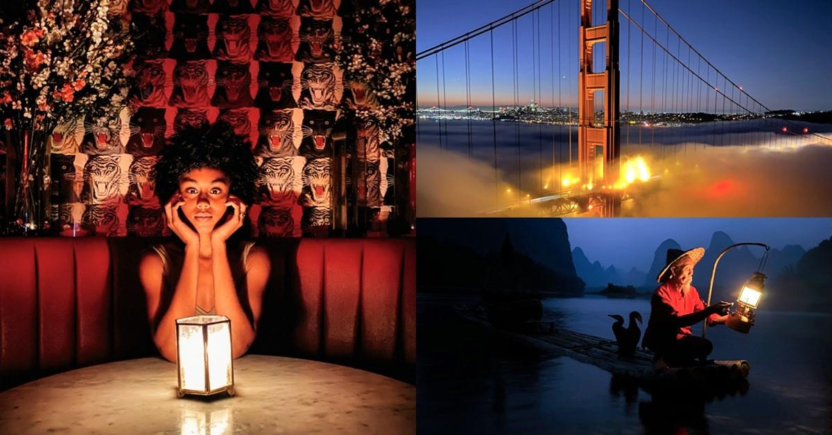 全都是iPhone拍出來的?2020全球最驚艷5大「夜間模式」美圖,攝影訣竅大公開!