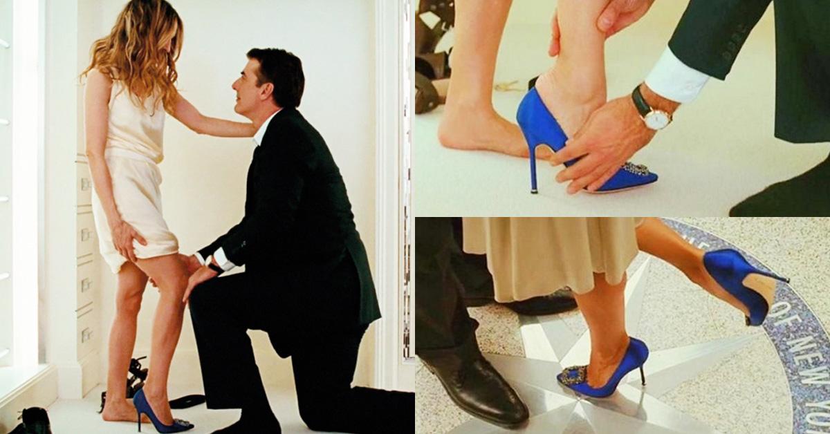 《慾望城市》凱莉的愛鞋就是「它」!Manolo Blahnik登台進駐微風南山