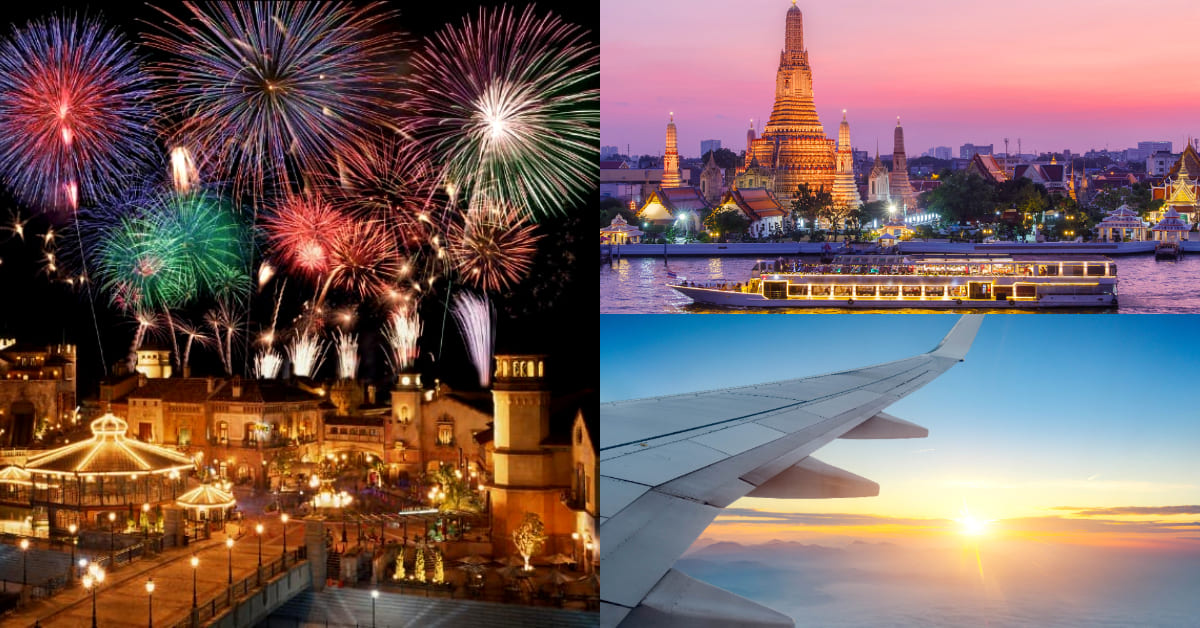 2020夢幻跨年行程推薦!曙光專機、奢華遊船、煙火派對9個難忘活動必朝聖