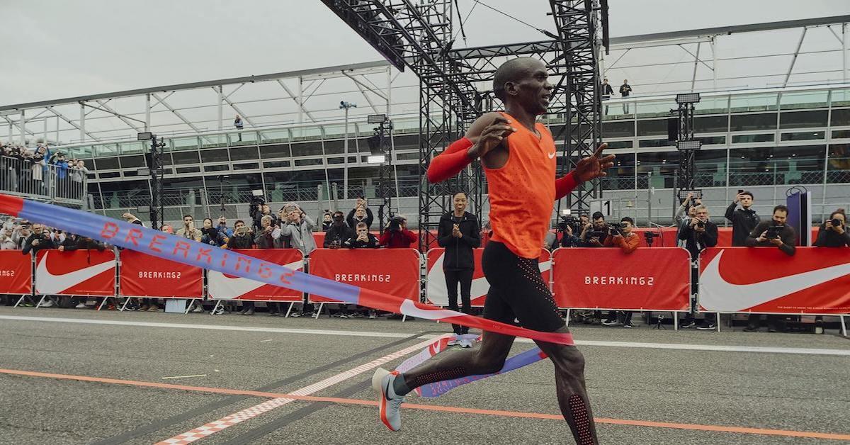 NIKE 攜手頂尖馬拉松選手 Eliud Kipchoge 突破自我,並找出一雙最適合你的跑鞋!