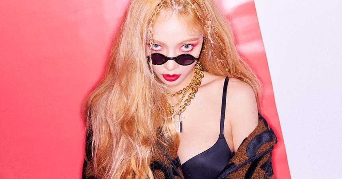 新歌MV完整公開!《Lip&Hip》泫雅頂著紅眼妝熱舞著個冬季!
