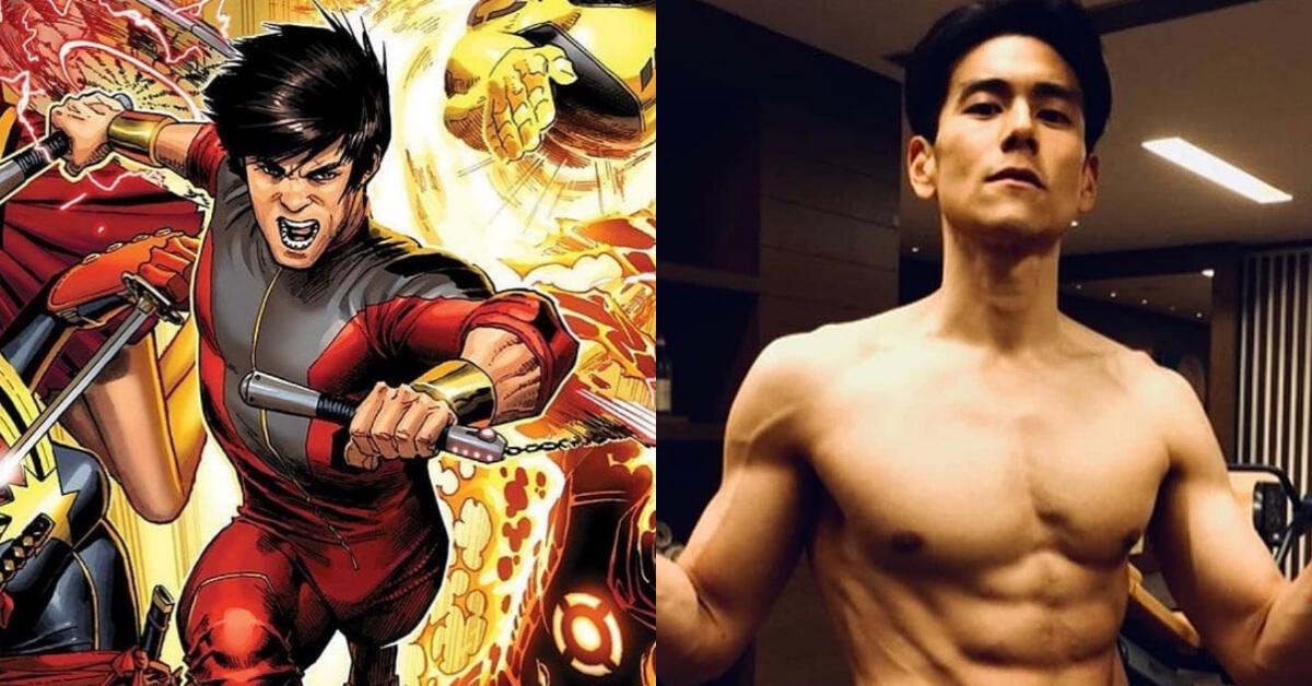 漫威將打造華人英雄電影「上氣」!妳心目中的男主角是哪位?