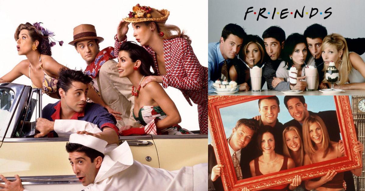 《六人行 Friends》原班人馬攜手BTS、小賈、貝克漢強勢回歸,5大理由告訴你為何紅27年還不過氣!