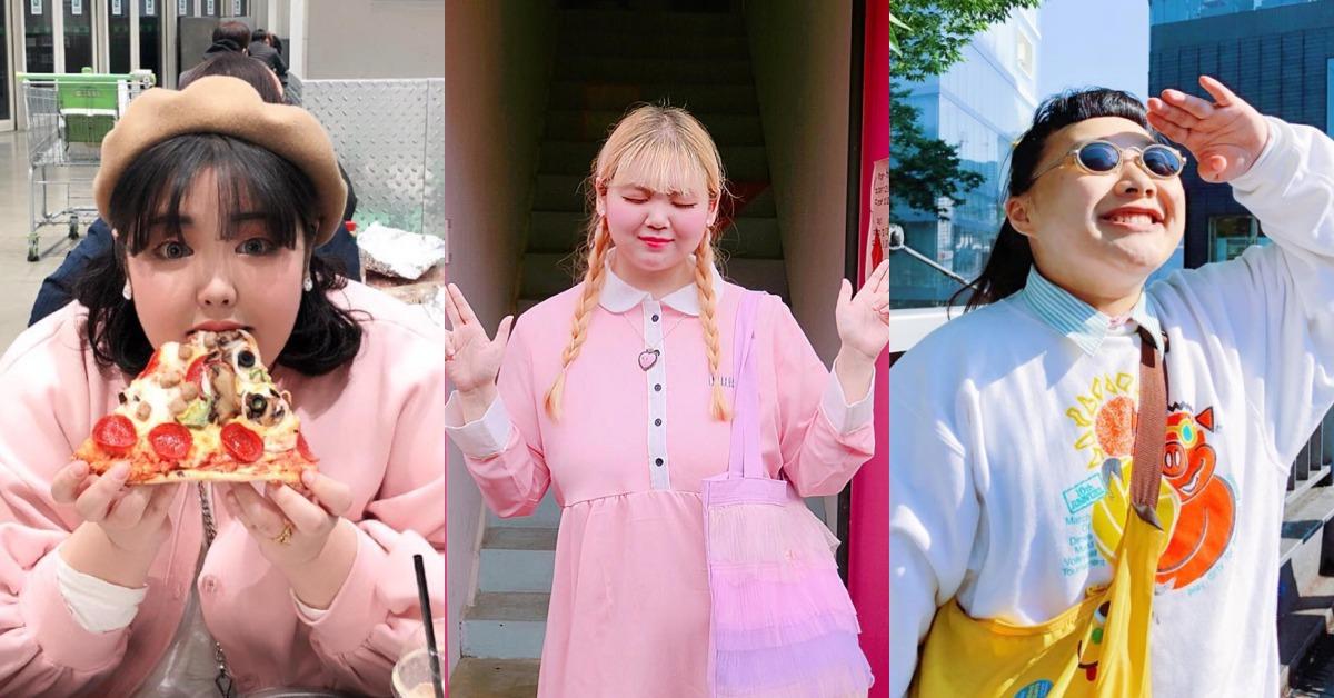 肉肉的才可愛!這5位「渡邊直美系」的時尚搞怪網紅,要你看到微胖女孩的逆襲