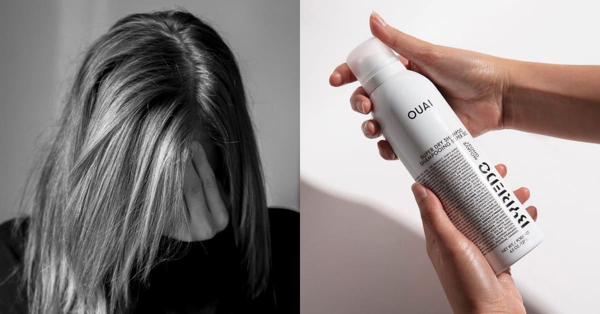 乾洗髮推薦這麼做!專家解4大重點,避免天天用、使用前頭髮一定要先吹乾