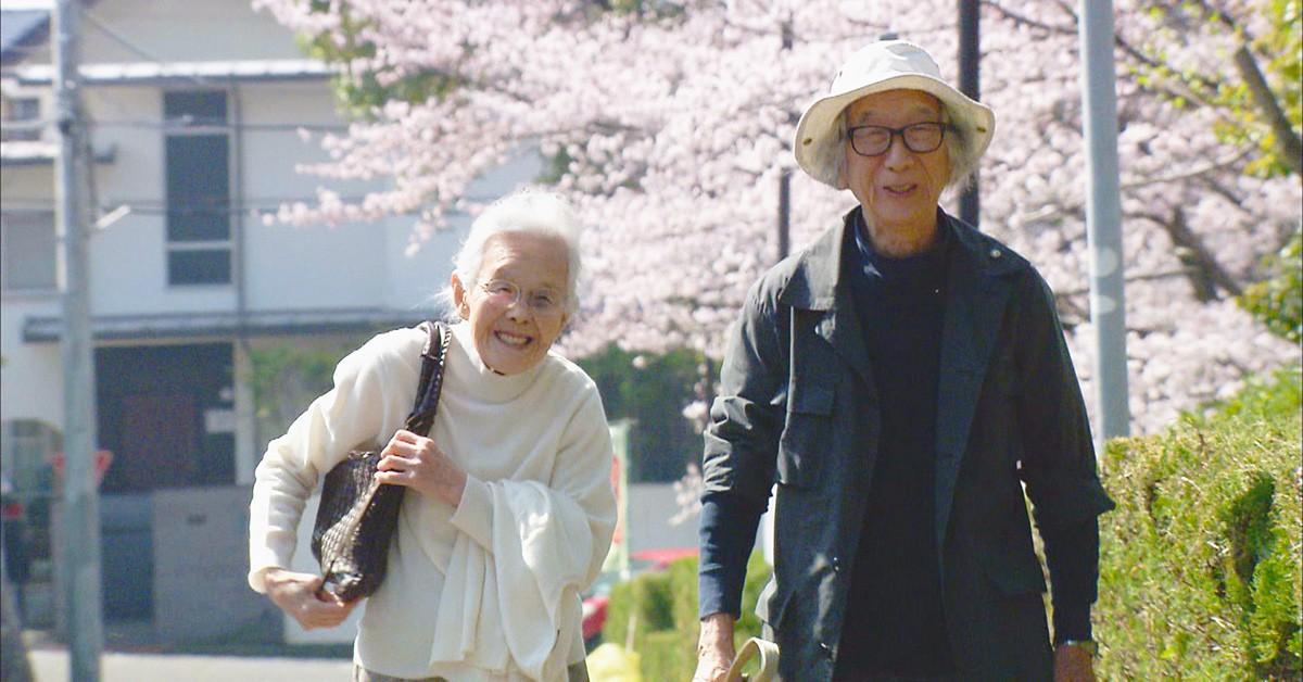 感人紀錄電影《積存時間的生活》:「人活得越久,人生會越美麗」