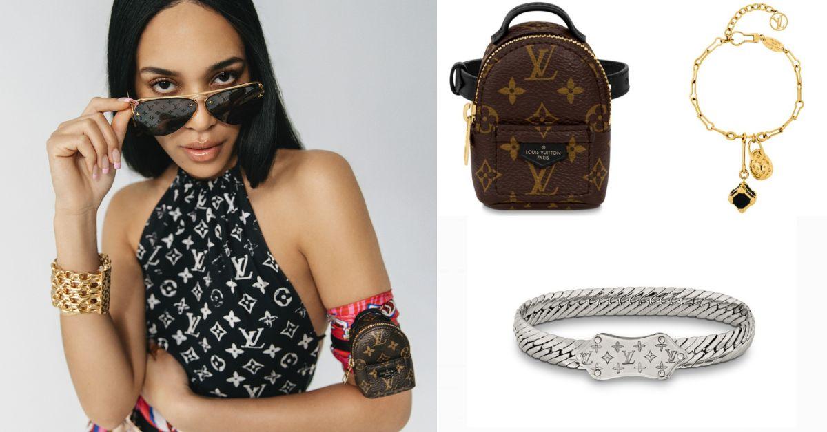 LV老花系列配件真的太美!耳環、手鍊到迷你小包全數上架,親民定價小資女也能收藏!