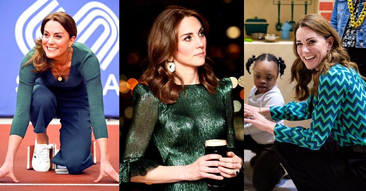 最佳穿搭範本!凱特王妃時尚穿衣哲學「琉璃綠」,掌握這四招穿出正式、休閒都能駕馭的高級感